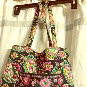 Vera Bradley big bag